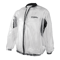 SPLASH Rain Jacket clear M
