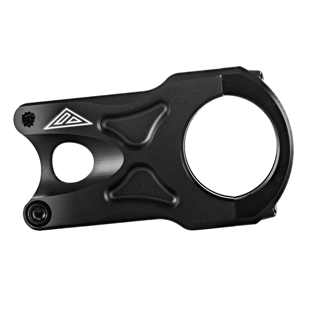 THE ROCK FAT35 Stem 34,9mm/45mm black