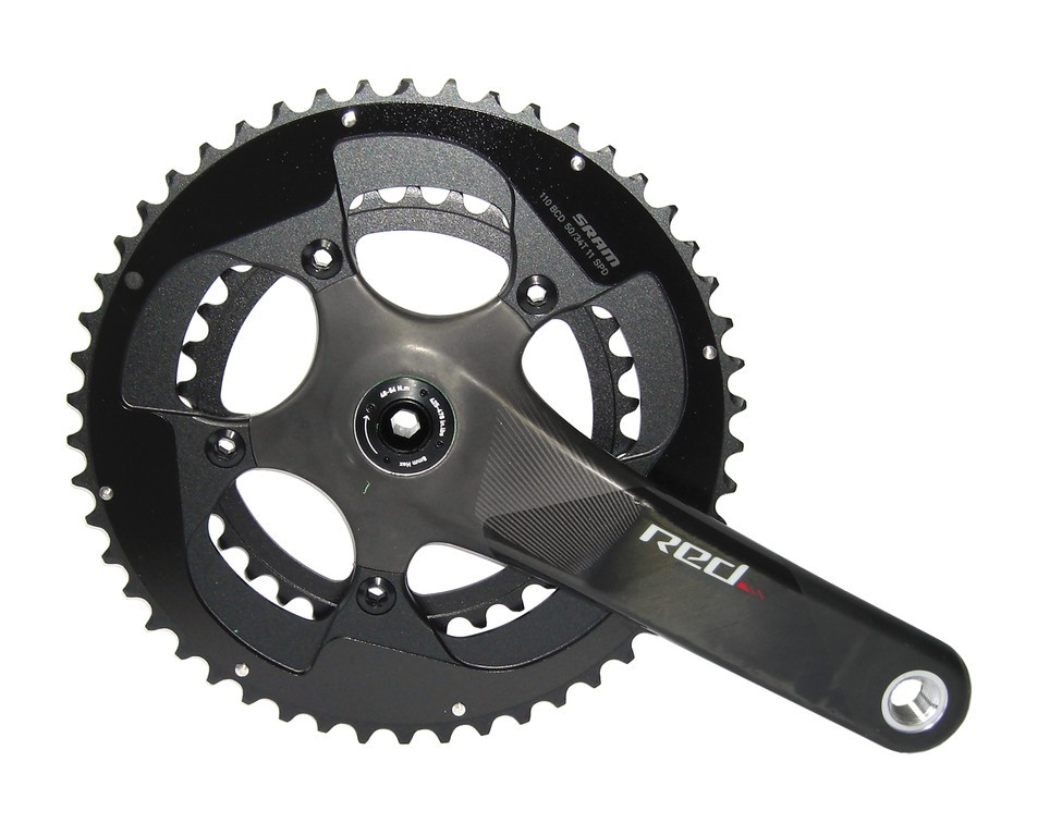 KRG Sram Red BB30 165mm 50-34Z.Yaw